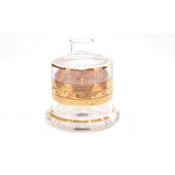 Shisha Glass Evolution Grega (Escolha a cor)