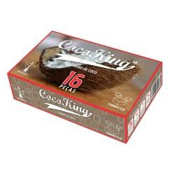 Carvão CocoKing c/ 16 peças